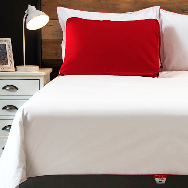 Duvet Covers with 3-way Zip