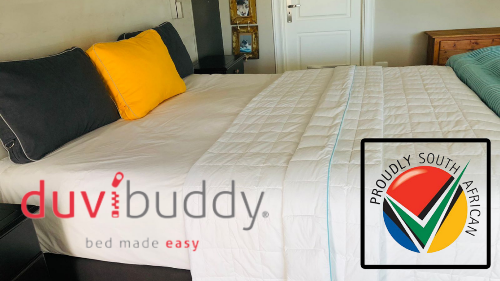 Duvibuddy is Proudly South African