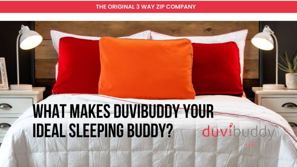 What Makes DuviBuddy Your Ideal Sleeping Buddy